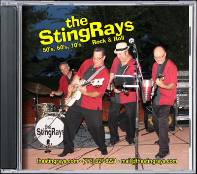 the StingRays 2015 demo